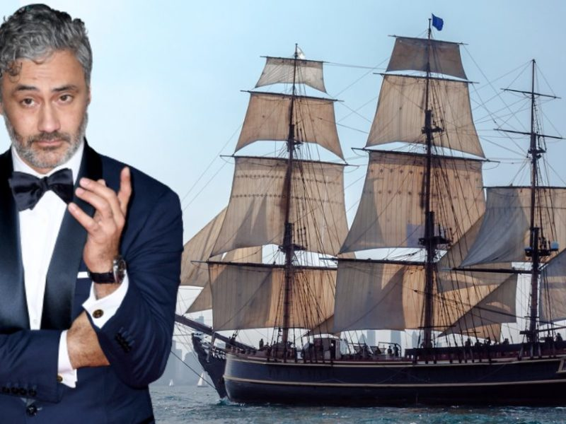 Taika Waititi To Play Blackbeard In Comedy 'Our Flag Means Death'