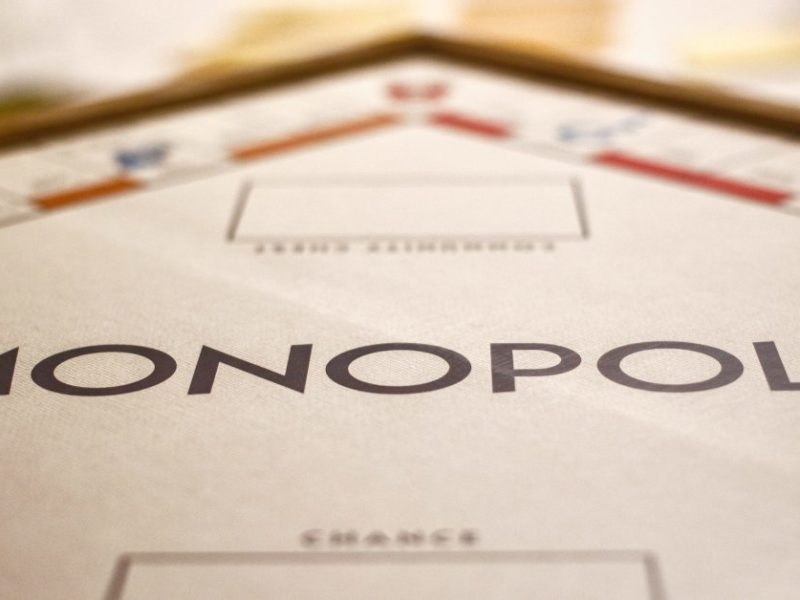 Couple Finds Monopoly Board Painted On Floor During Remodeling