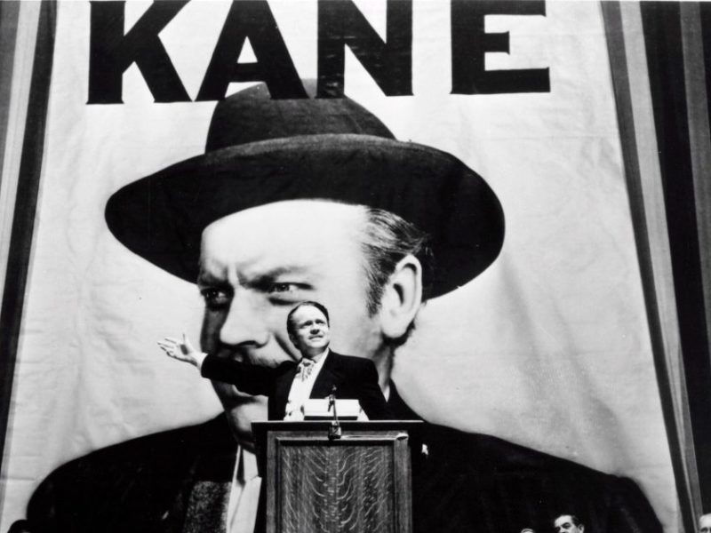 Recently Found Review Sinks Citizen Kane's Rating On Rotten Tomatoes