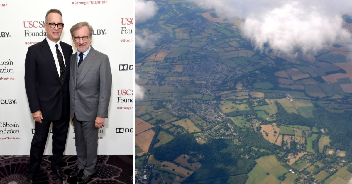 Tom Hanks And Steven Spielberg Build Epic World War II Base In England For New Series 'Masters Of The Air'