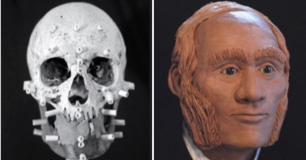 Franklin Expedition Warrant Officer's Face & Fate Revealed By Science