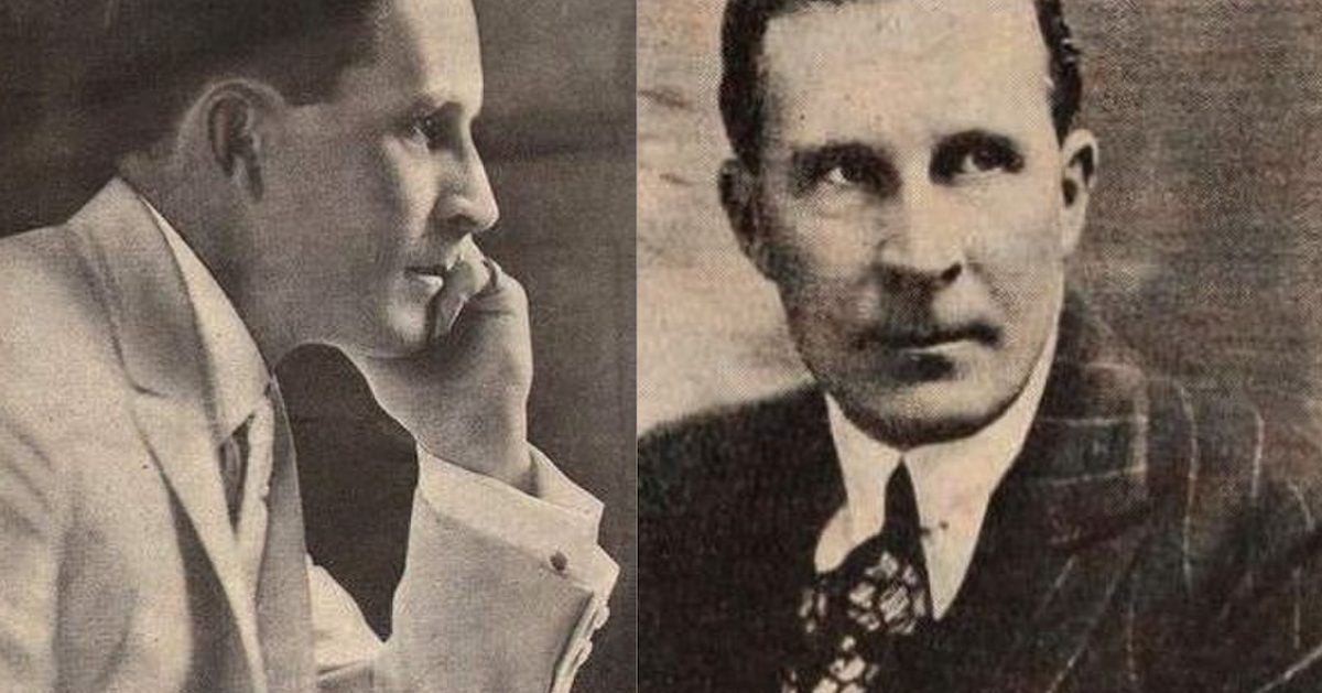 The Unsolved Case Of William Desmond Taylor