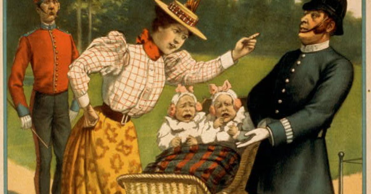 Bizarre Parenting Advice From The Past