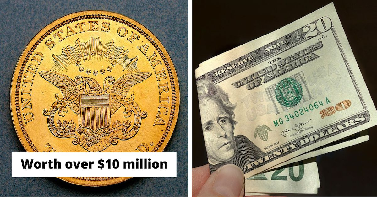 10 Fascinating Historical Facts About U.S. Money
