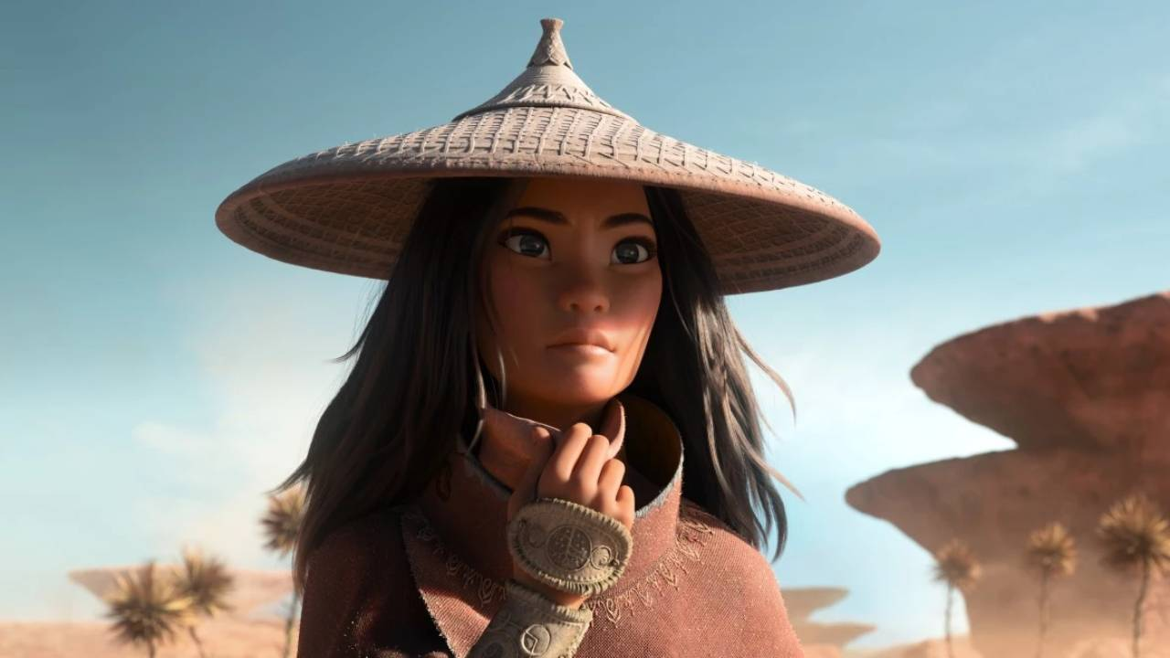 """Raya and the last dragon on Disney +: """"Southeast Asian culture is under-represented in cinema and animation"""" - Actus Ciné"""
