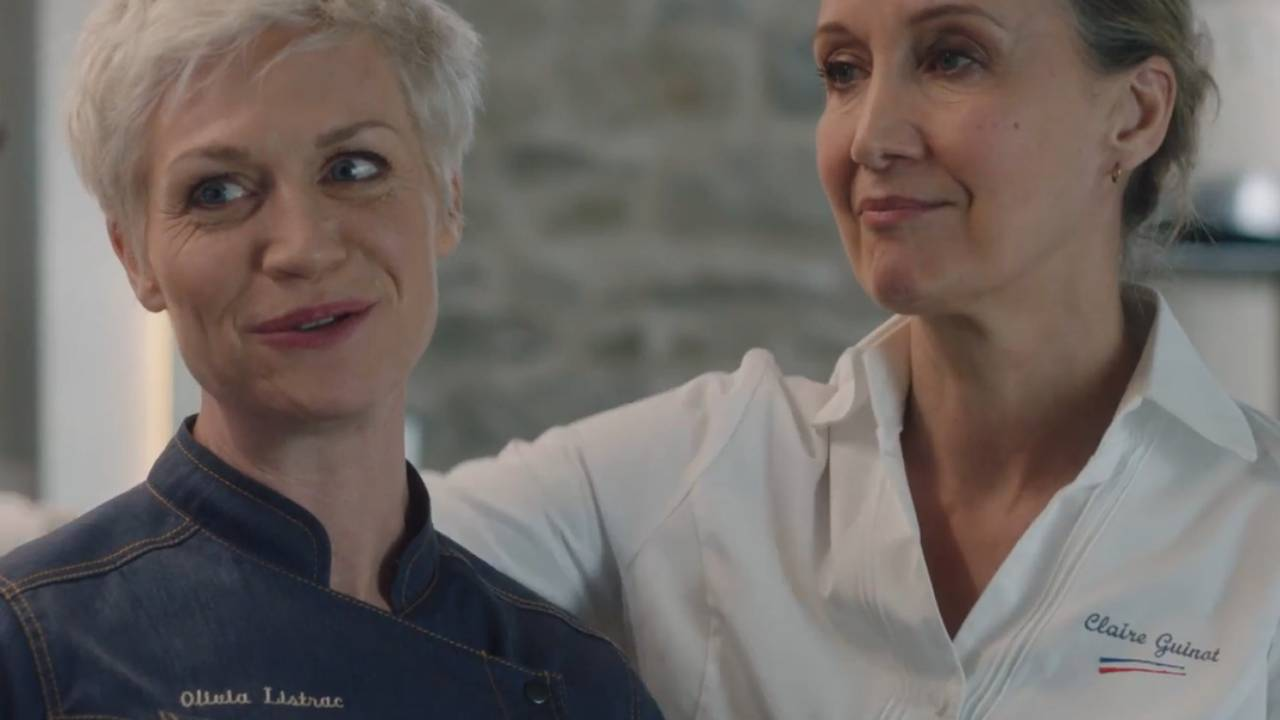 Here it all begins: soon a love story between Claire and Olivia? [SPOILERS] - News Series on TV