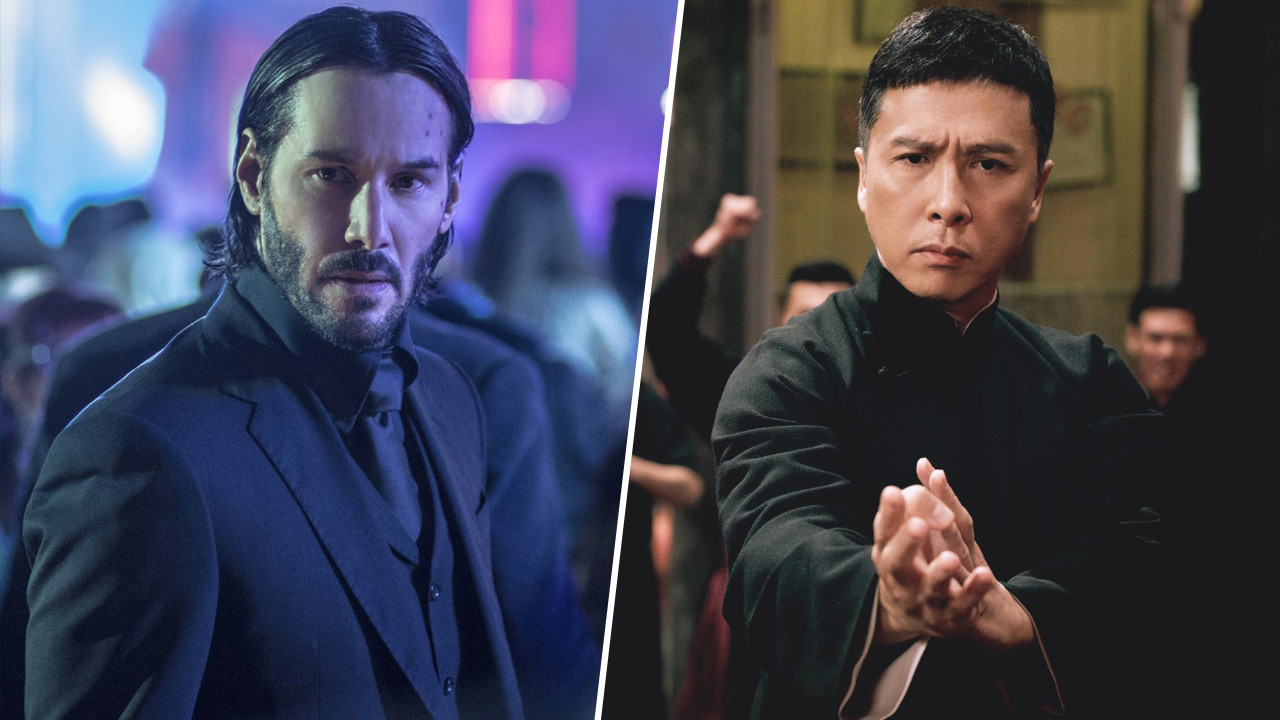 John Wick 4: Donnie Yen joins Keanu Reeves in the casting