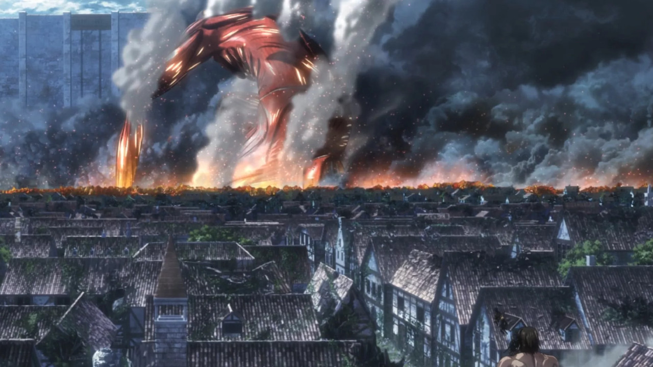 Attack on Titan: what real city does Shiganshina seem to be inspired by?  - News Series on TV