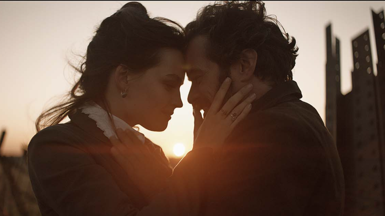 Eiffel trailer: the event film with Romain Duris and Emma Mackey is revealed - cinema news