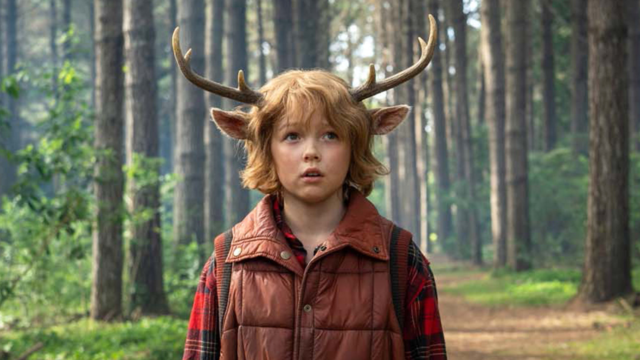Sweet Tooth on Netflix: How are Gus' antlers and ears made?  - News Series on TV