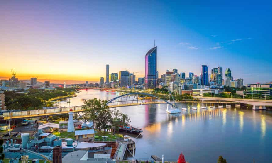Brisbane is set to become the third Australian city to host an Olympic Games.