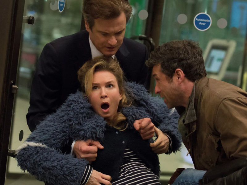 Why Bridget Jones Baby is not the adaptation of the third novel in the successful saga