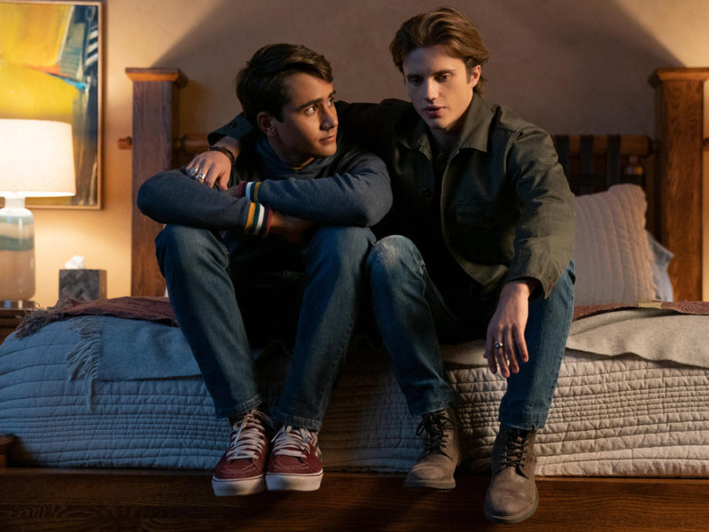 Love, Victor on Disney + Star: How Much is Season 2 of the LGBT + Teen Series Worth?  - News Series on TV
