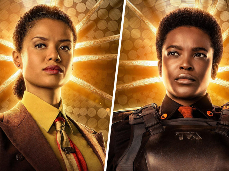 Loki on Disney +: who are Gugu Mbatha-Raw and Wunmi Mosaku, the two strongholds of the Marvel series?  - News Series