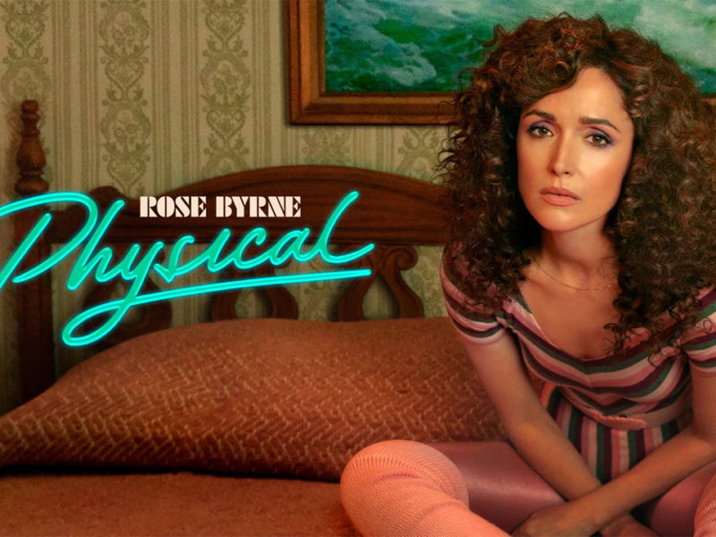 Physical on Apple TV +: what is this series with Rose Byrne as the queen of aerobics?  - News Series on TV