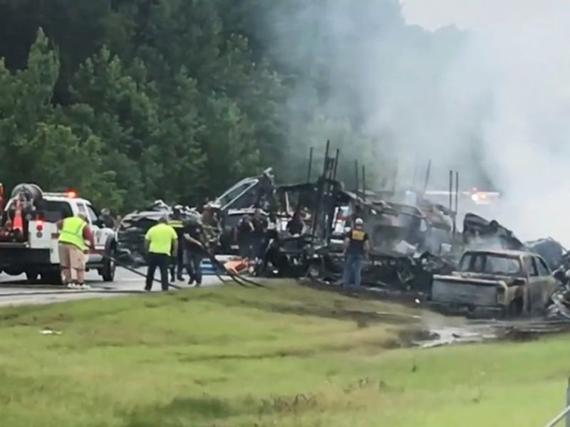 Small Alabama community mourns loss of 9 children in car crash