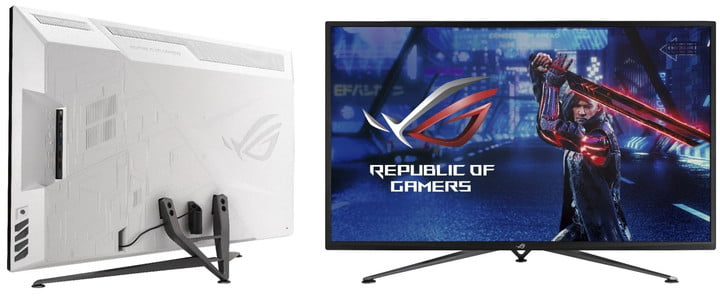 Asus's monitor for the Xbox falls under its ROG gaming umbrella.