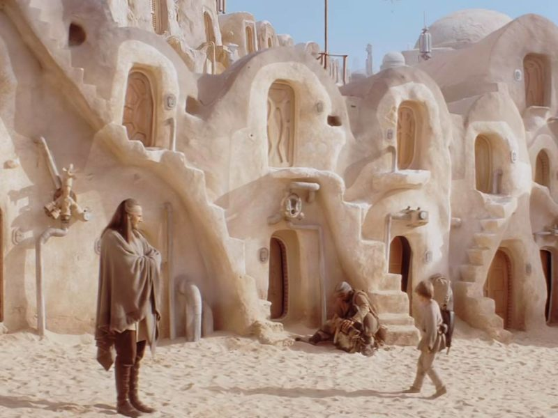 Star Wars: 10 real places that served as the setting for the saga