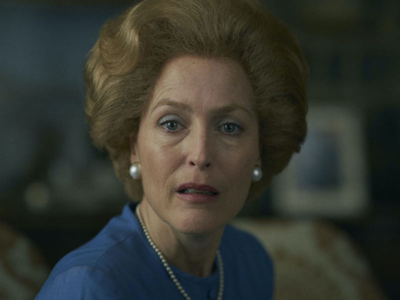 The Crown on Netflix: how Gillian Anderson managed to reproduce Margaret Thatcher's diction