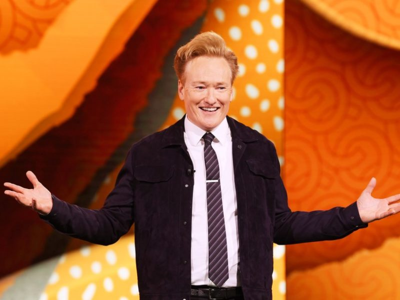 Conan O'Brien signs off by celebrating the 'intersection of smart and stupid'