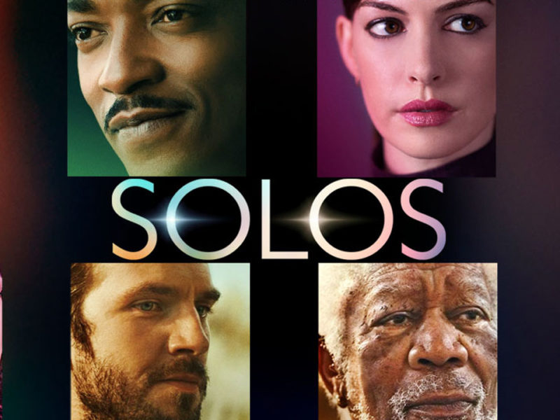 Anthony Mackie, Anne Hathaway, Helen Mirren ...: they are in the casting of the series Solos, on Prime Video