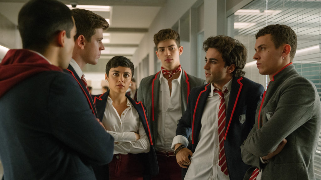 Elite on Netflix: what to expect from season 5