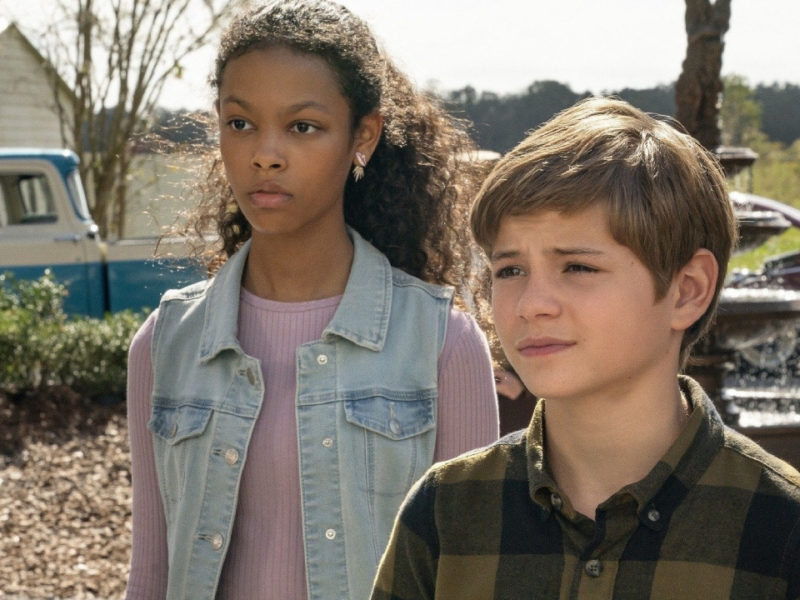 Secrets of Sulfur Springs on Disney +: what is this ghost story series for teens?  - News Series on TV