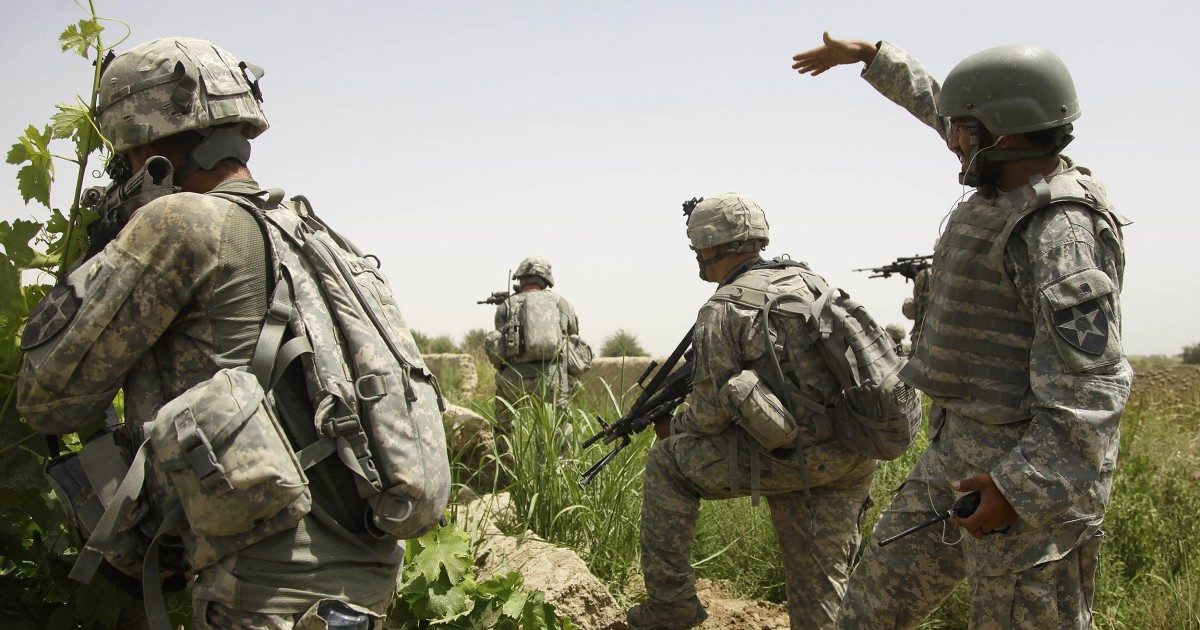 As U.S. troops leave Afghanistan, the Taliban say they won't harm Afghans who worked for the U.S.