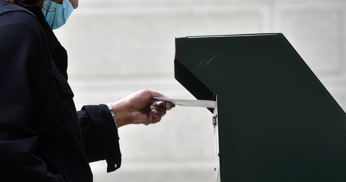 Pennsylvania Republicans propose new voter ID law and mail voting rollback