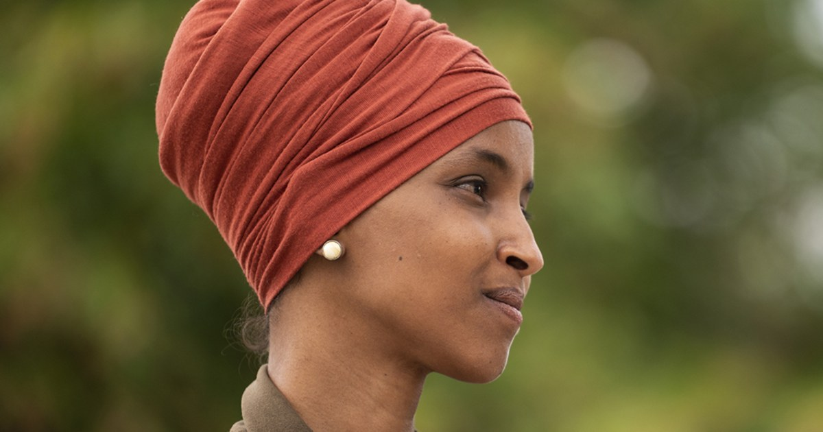 Group of House Dems condemn Rep. Omar for remarks about U.S., Israel, Hamas and the Taliban