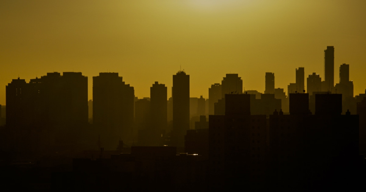 Study blames climate change for 37 percent of heat deaths worldwide