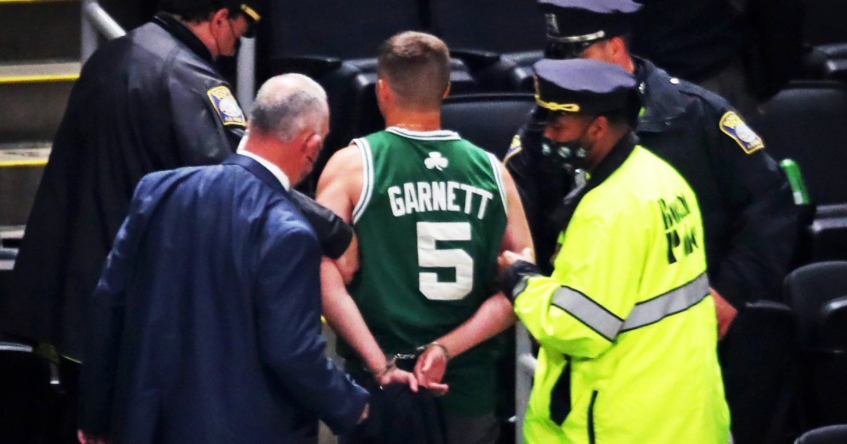 NBA playoff games marred by unruly behavior from fans