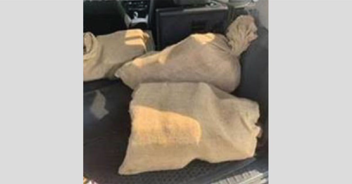 More than $3 million in cocaine discovered after South Texas car crash