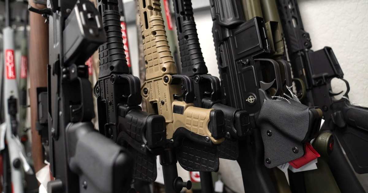 Judge rules California's ban on assault weapons unconstitutional