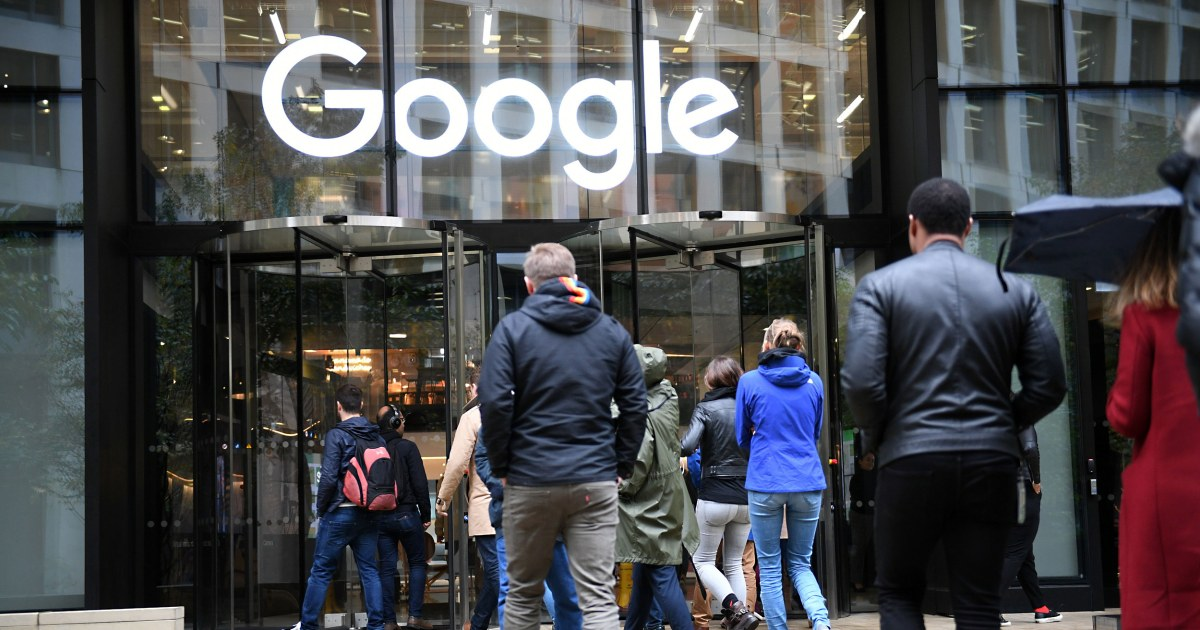 Google reassigns diversity lead after antisemitic blog post comes to light