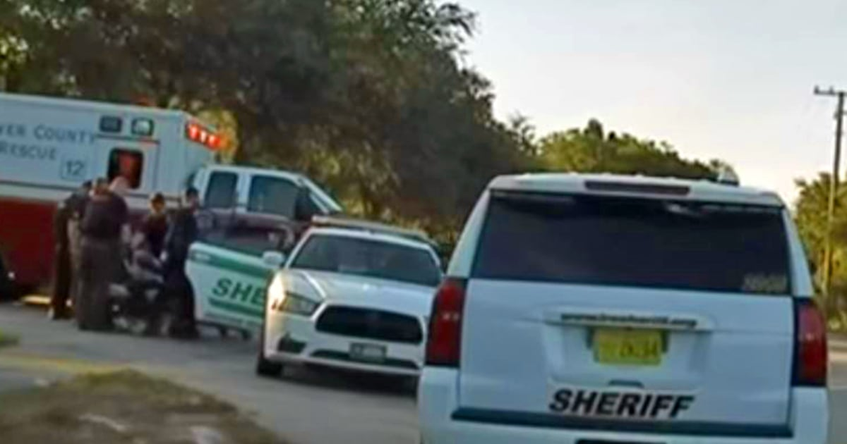Florida man throws baby after vehicle chase, authorities say