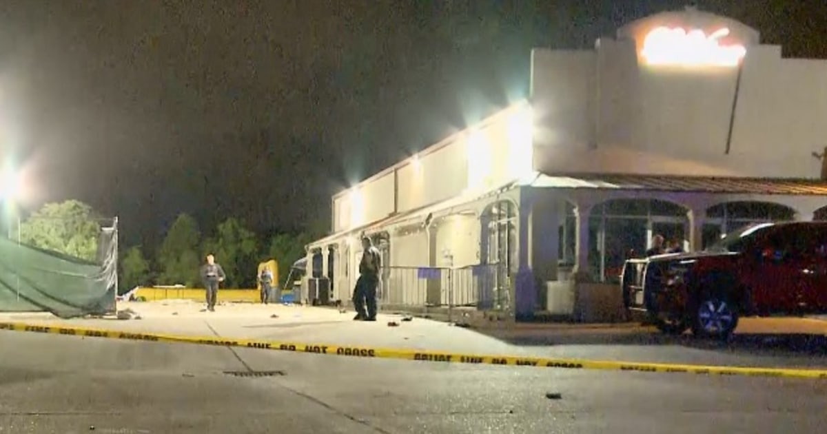 Woman hit in face as 8 injured in New Orleans mass shooting
