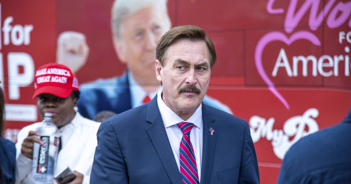 Trump, Mike Lindell and why the August election conspiracy should worry Republicans