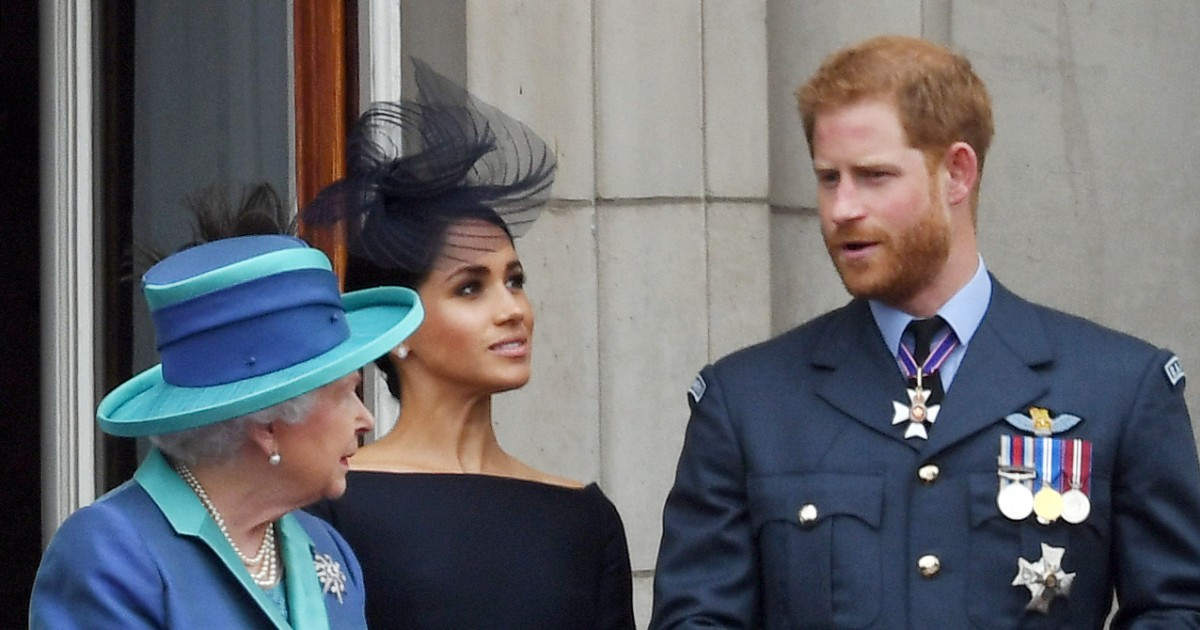 Meghan and Harry's baby name Lilibet, Queen Elizabeth's nickname, is at best tone deaf