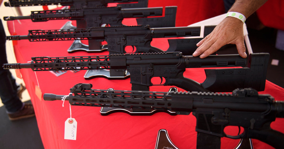Judge who reversed California assault weapons ban faces barrage of criticism