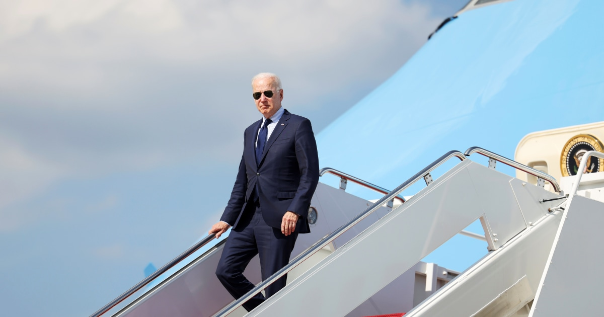 At G-7 summit, Biden looks to reassert American leadership for a wary, weary West
