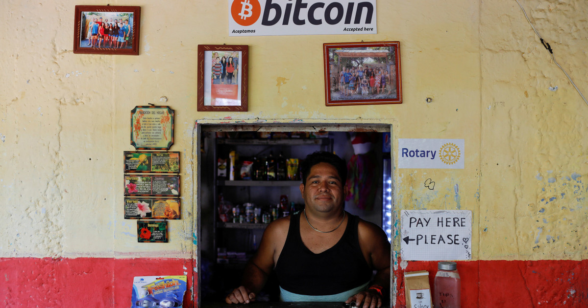 El Salvador becomes first country to adopt bitcoin as legal tender