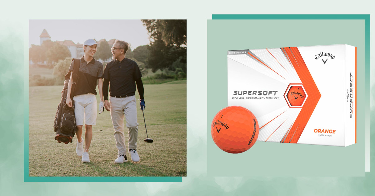 8 best Father's Day golf gifts for dad of 2021