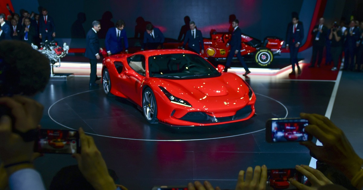 Ferrari's new CEO is an electronics pioneer with a degree in subnuclear physics