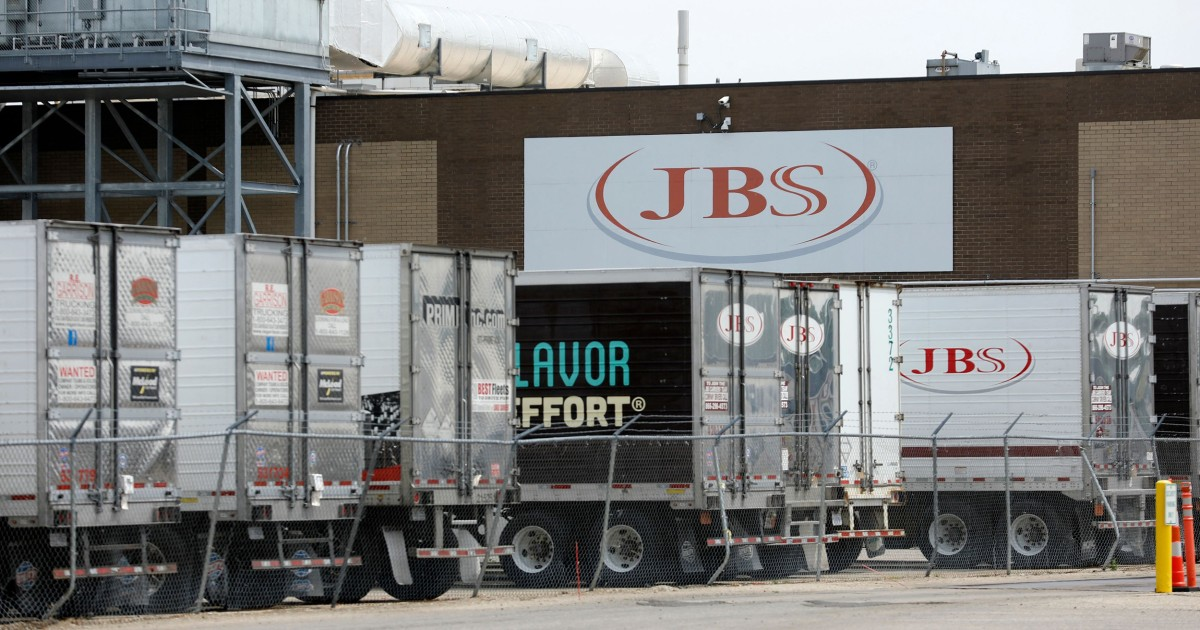 Beef supplier JBS paid ransomware hackers $11 million