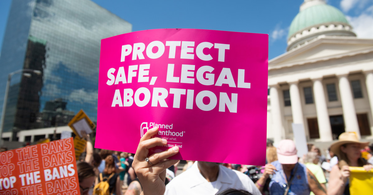Missouri abortion law blocked by federal appeals court