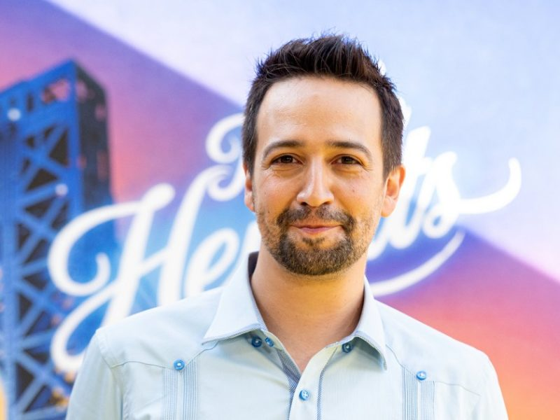 Lin-Manuel Miranda apologizes for lack of Afro-Latino representation in 'In the Heights'