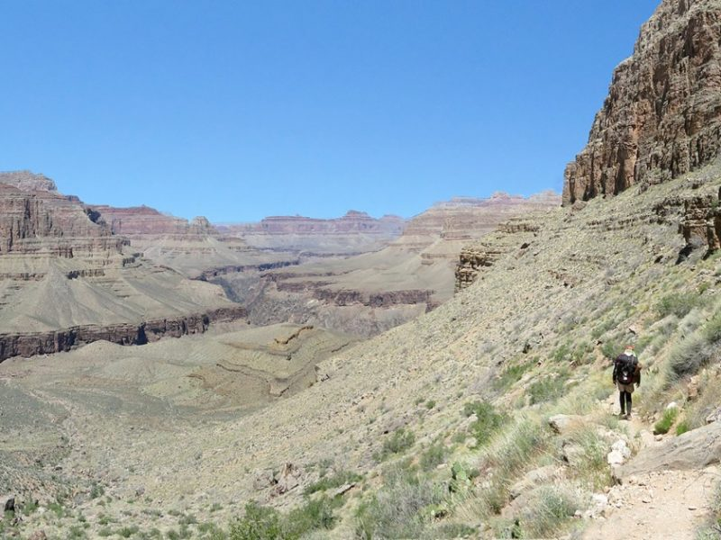 Grand Canyon hiker dies on trail during extreme heat