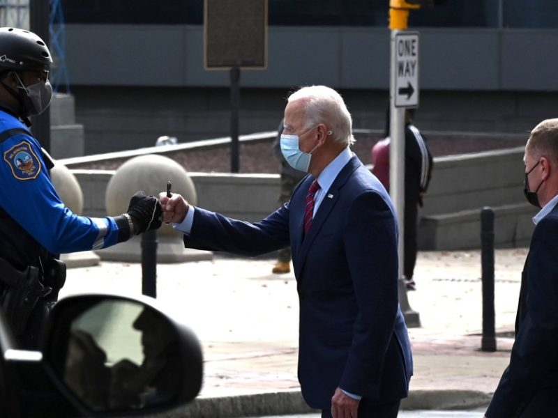 Biden plan to fight violent crime spike calls for more cops. So much for 'defund the police.'