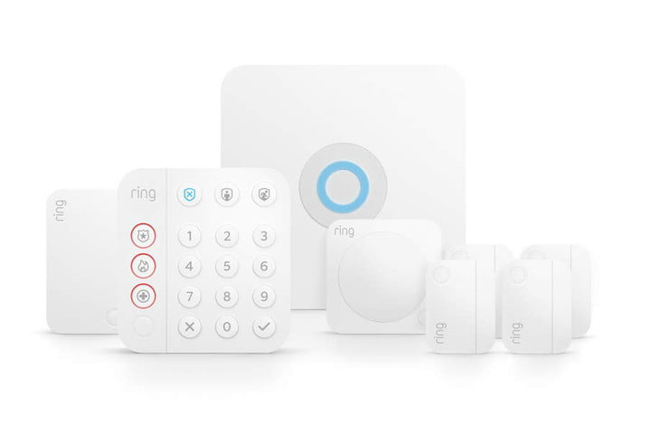Ring 8-Piece Home Security System